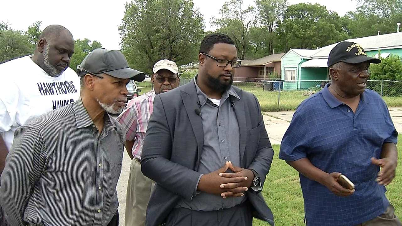Pastors In North Tulsa Working To Stop The Violence