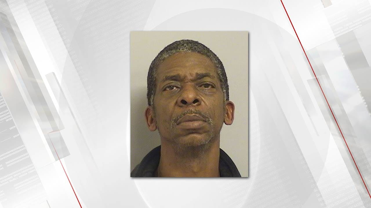 Police: Tulsa Man Arrested For Stealing From Local Produce Stand