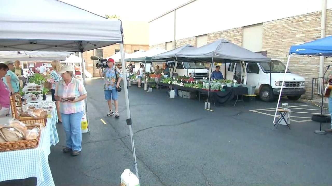 Brookside Farmer's Market Open Every Wednesday Morning