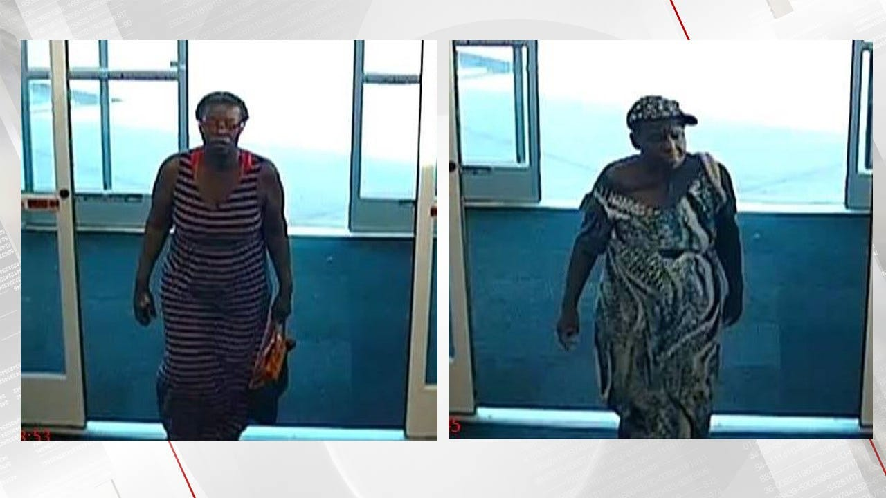 Owasso Police Seeking Help Identifying Suspected Thieves