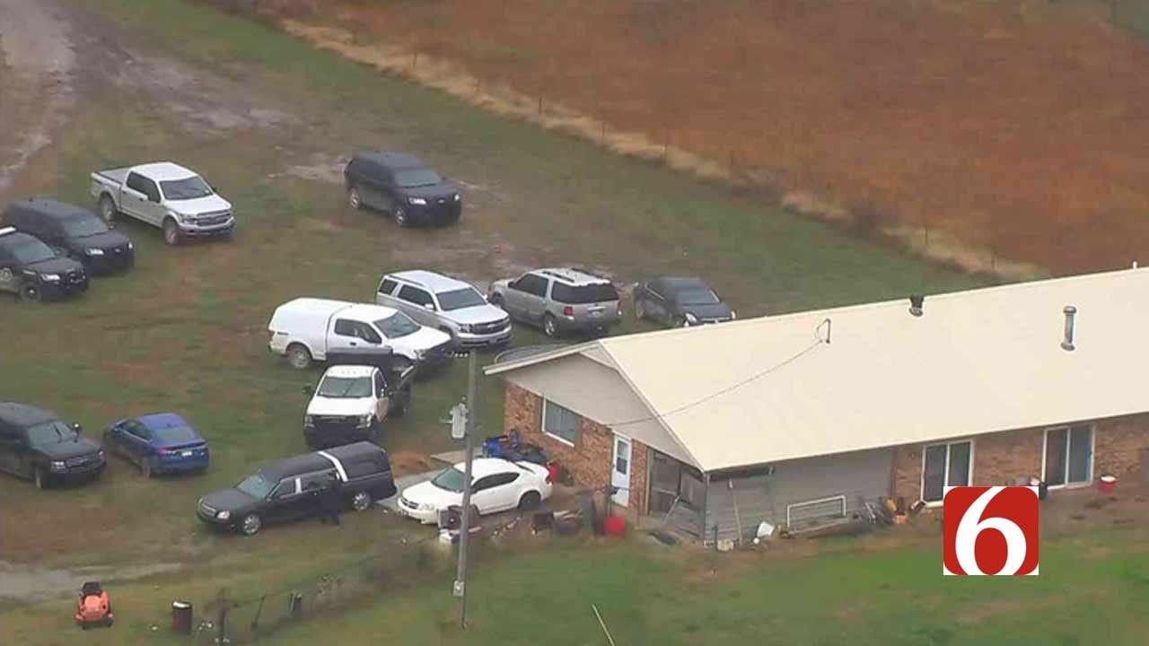 1 Teen Dead, 2 Hurt In Nuyaka Triple Shooting; Mother Arrested