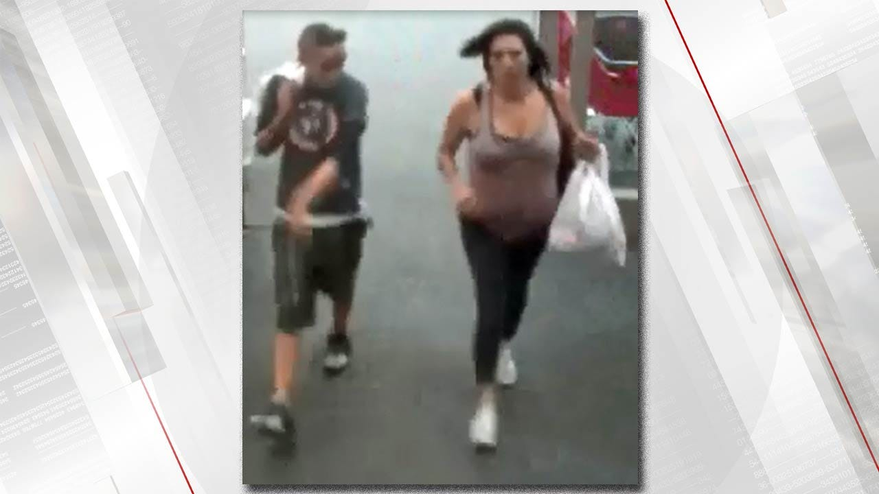 BA Police Seek To ID 2 For Using Stolen Credit Card