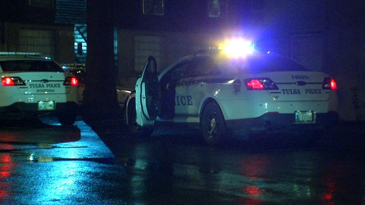 Man Critical After Being Shot At Tulsa Apartment Complex, Police Say
