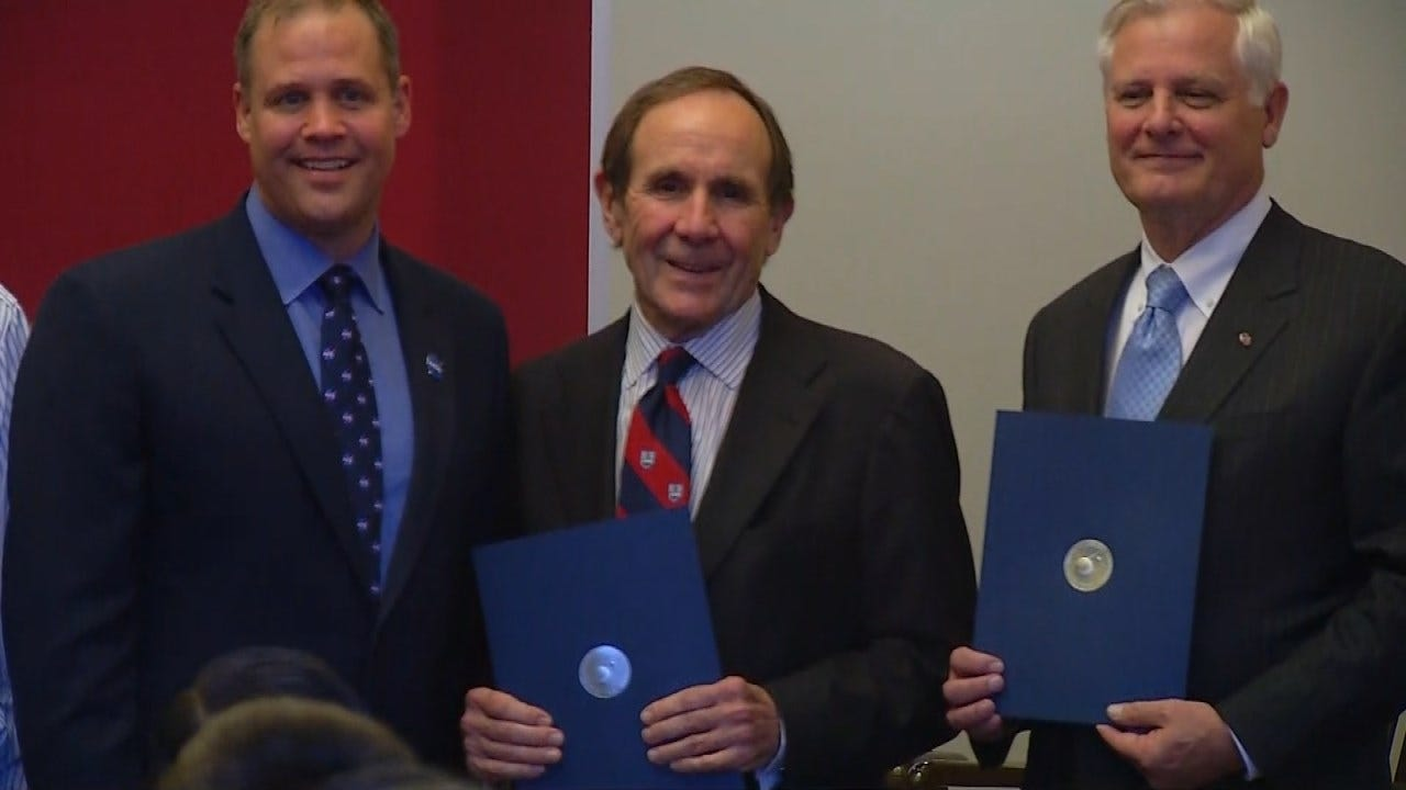 NASA's Jim Bridenstine Unveils New OU Research Lab