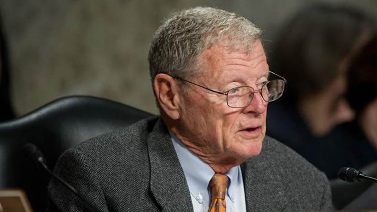 Oklahoma Senator To Announce Bill Fully Funding U.S.-Mexico Border Wall