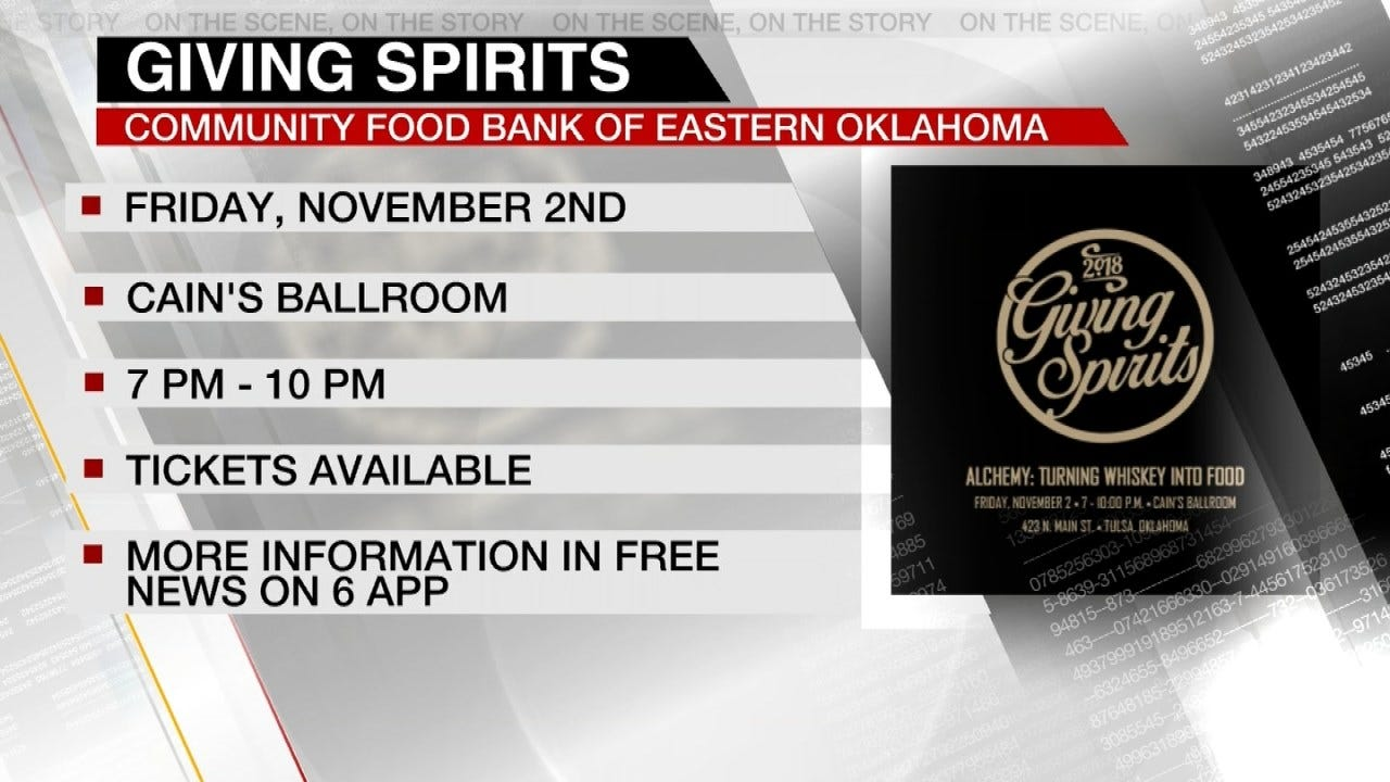 2018 Giving Spirits Benefit Friday At Cain's Ballroom