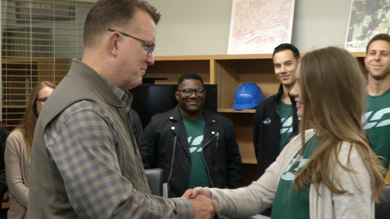 Life Church Gives Tulsa's John 3:16 Mission $30,000 Gift