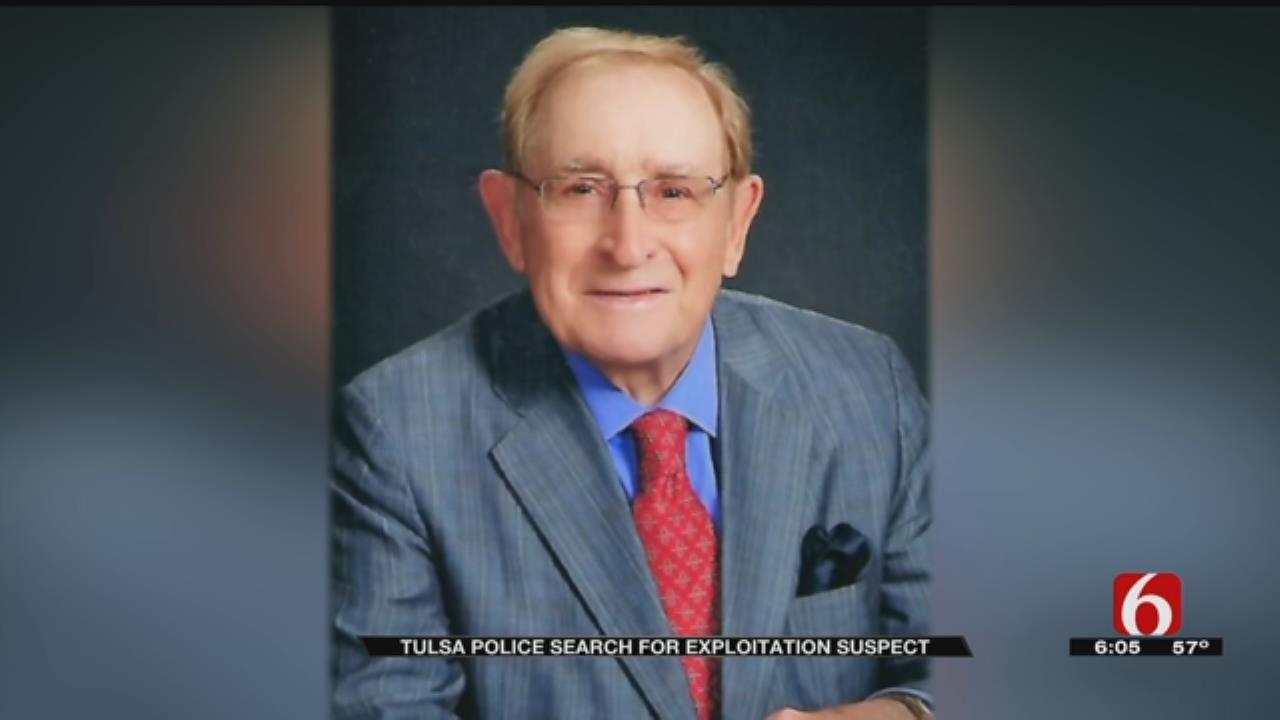 Tulsa Police: Caregiver Spent $1.3M Taken From Elderly Man On Casinos, Cars