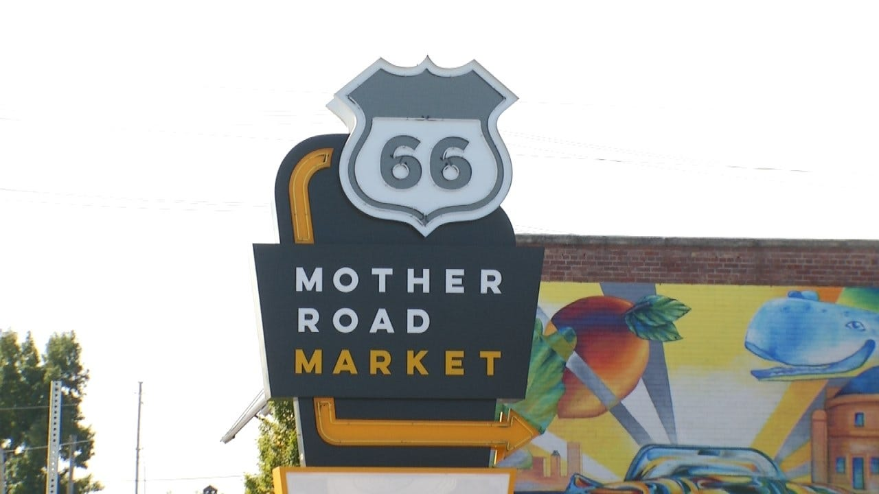 Tulsa's Mother Road Market Opens For Business