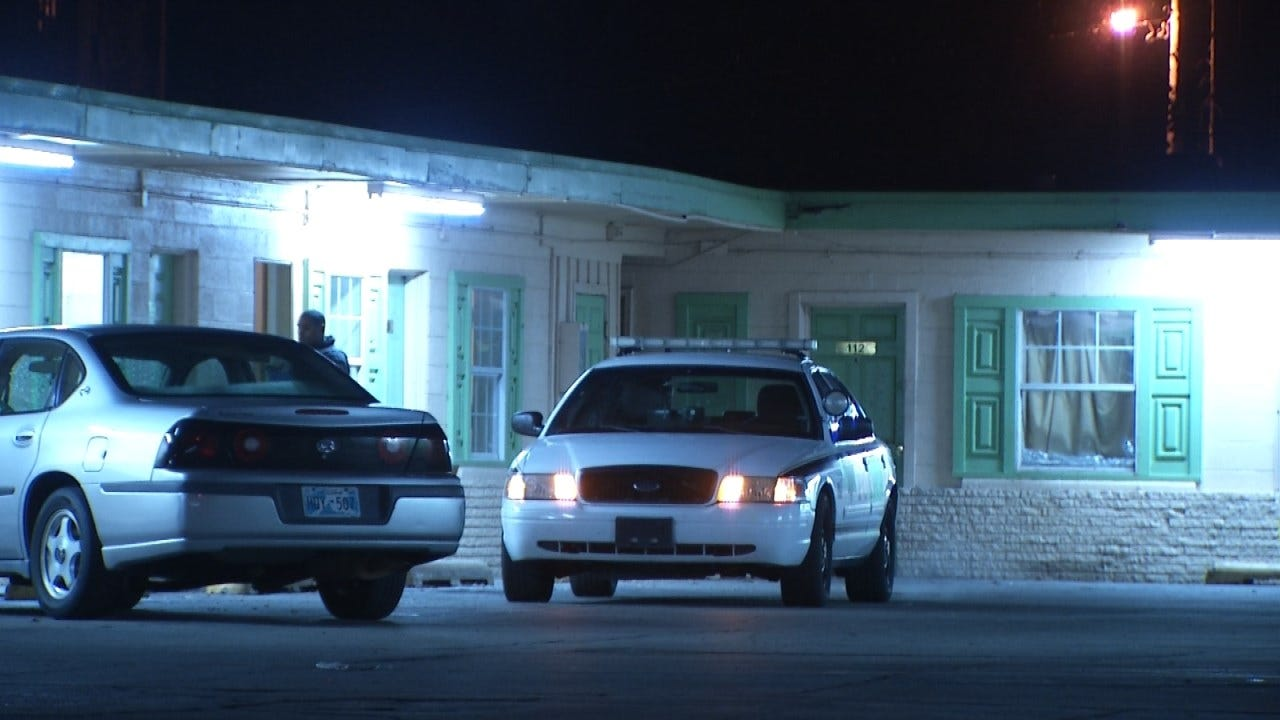 Two Arrested For Tulsa Motel Robbery