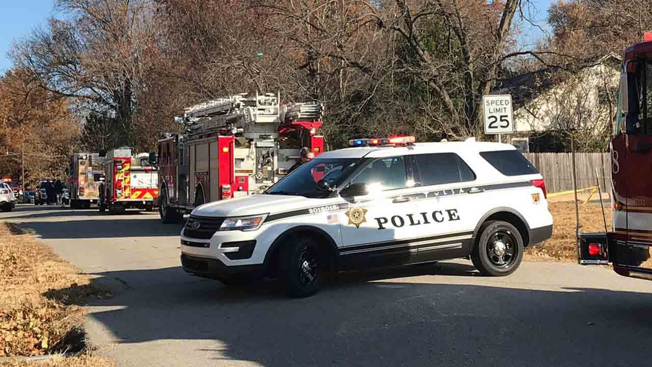 Police: Tulsa Homeowner Fatally Shoots Intruder