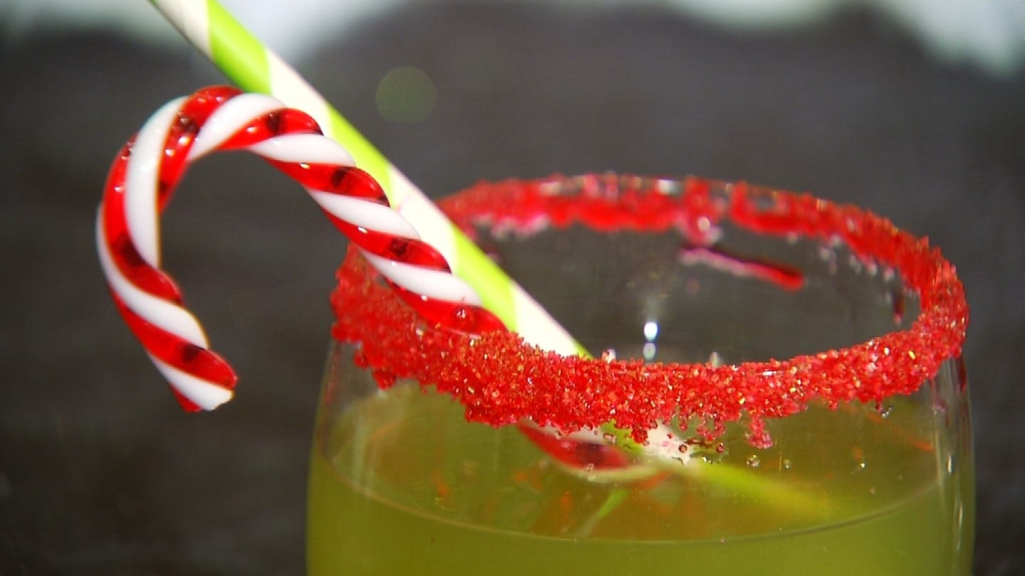 Bartenders From Across OK Compete To Make Best Non-Alcoholic Drink