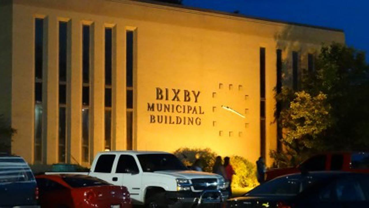 Bixby Begins Mapping Resident's Storm Shelters