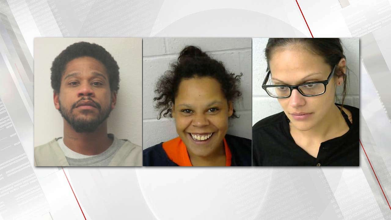 Man Wanted In Okmulgee Shooting; Two Women In Custody