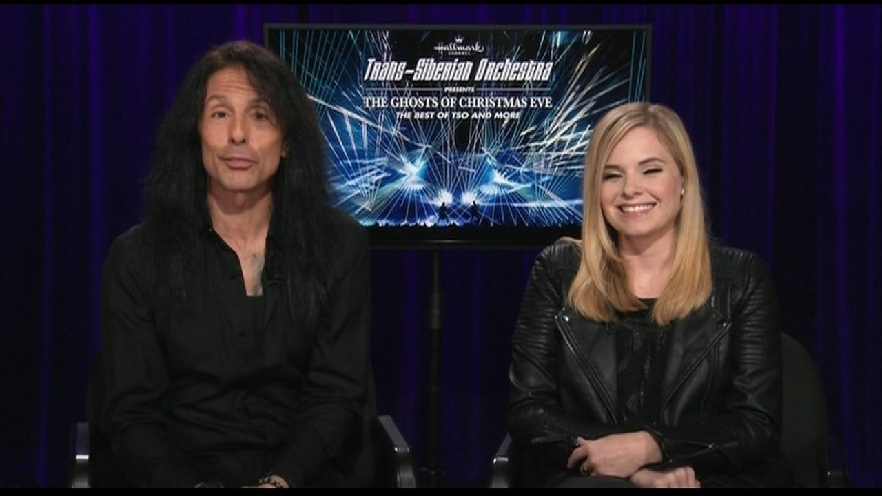 Members Of The Trans Siberian Orchestra Talk With 6 In The Morning