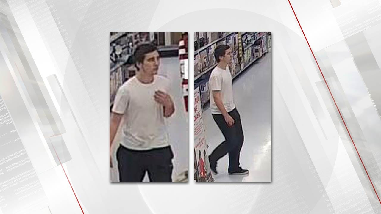 Police Look For Person Of Interest In Owasso Attempted Theft