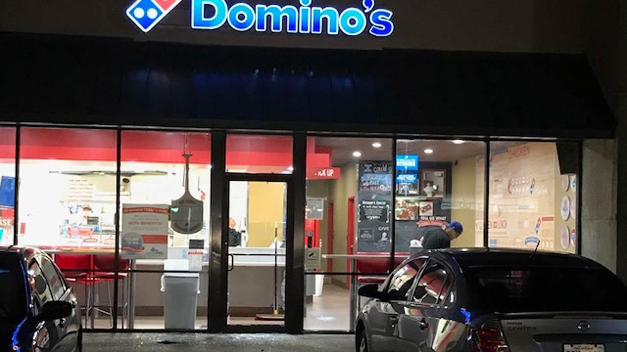 Police: Same 2 Men Rob Tulsa Domino's, Jenks Kum & Go