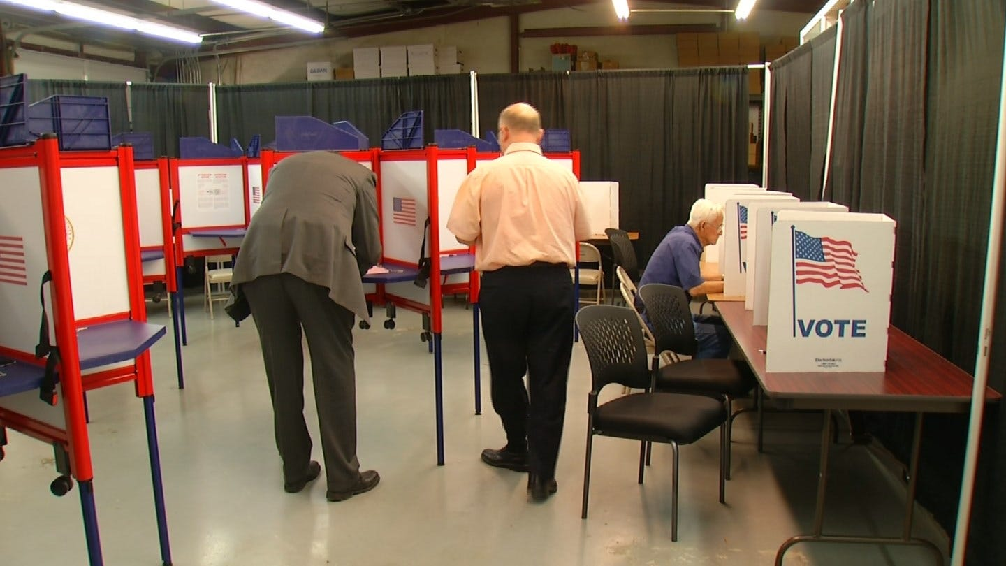 Several Oklahoma School Districts Closed On Election Day