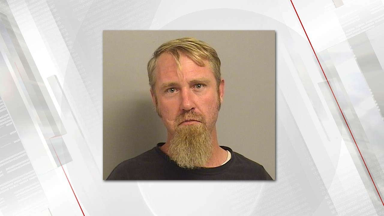 Tulsa Man Charged With Child Pornography, Assault
