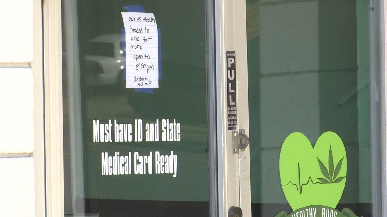 Tulsa Medical Marijuana Dispensary Runs Out Of Stock On First Day