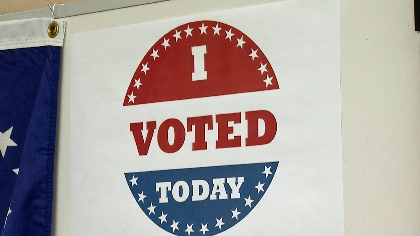 Early Voting For Presidential Primary Starts Thursday In Oklahoma