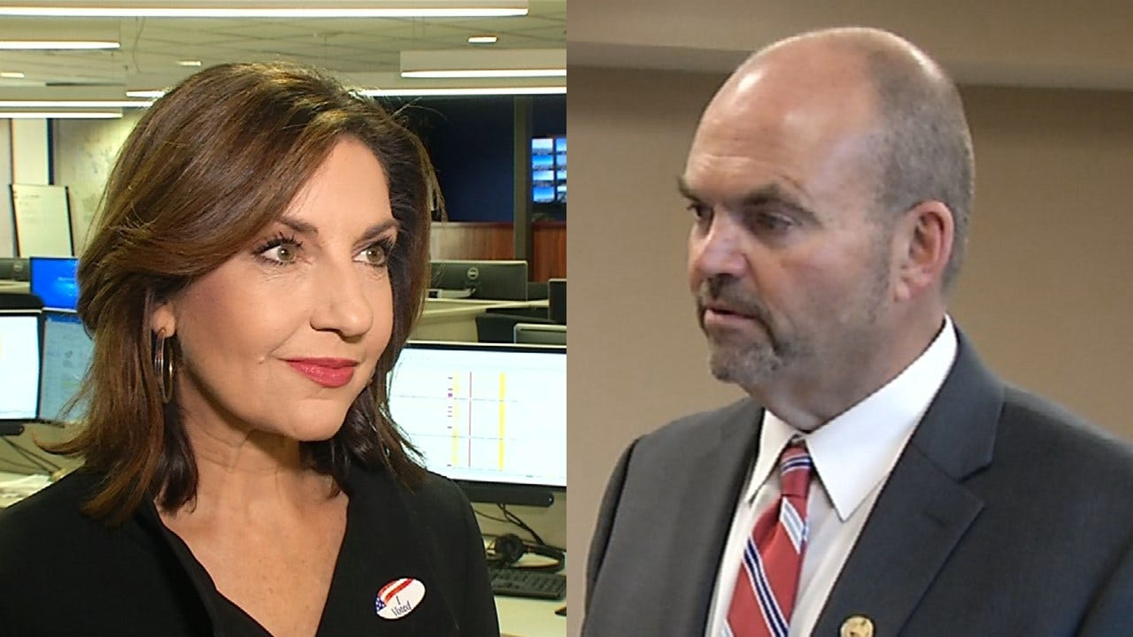 Hofmeister Vs. Cox, Rematch Of 2014 Race For State Superintendent