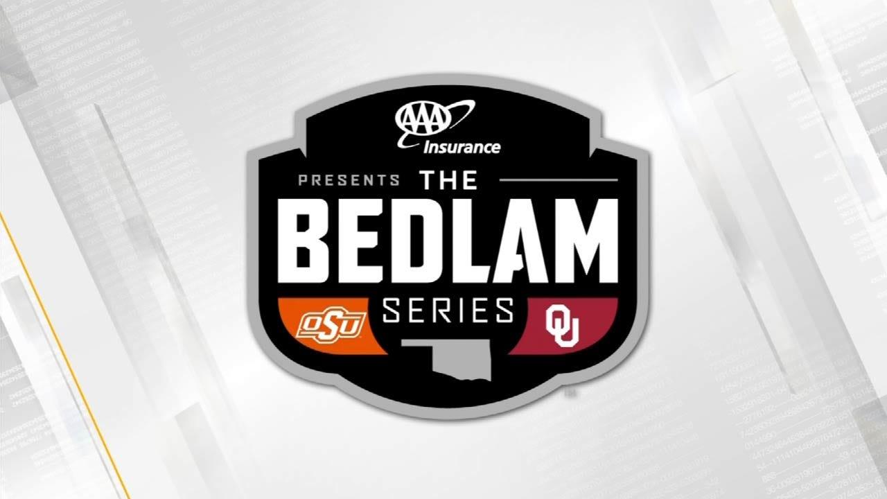OU, OSU Prepare For Bedlam Showdown