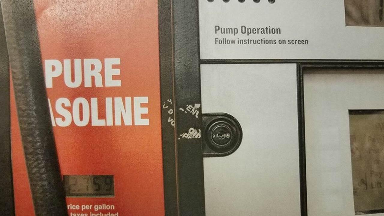 Police: Credit Card Skimmer Found Inside Gas Pump At Sapulpa Business
