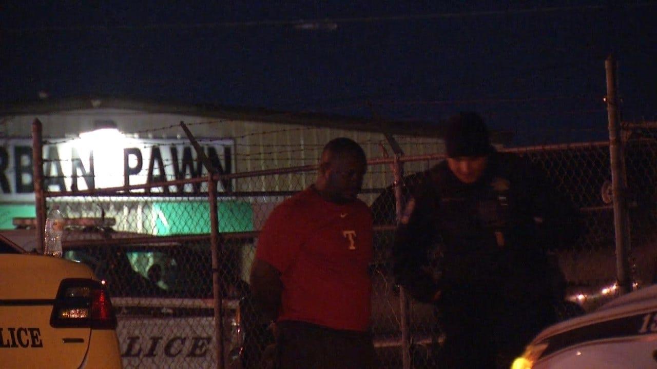 Police Nab Tulsa Shooting Suspect