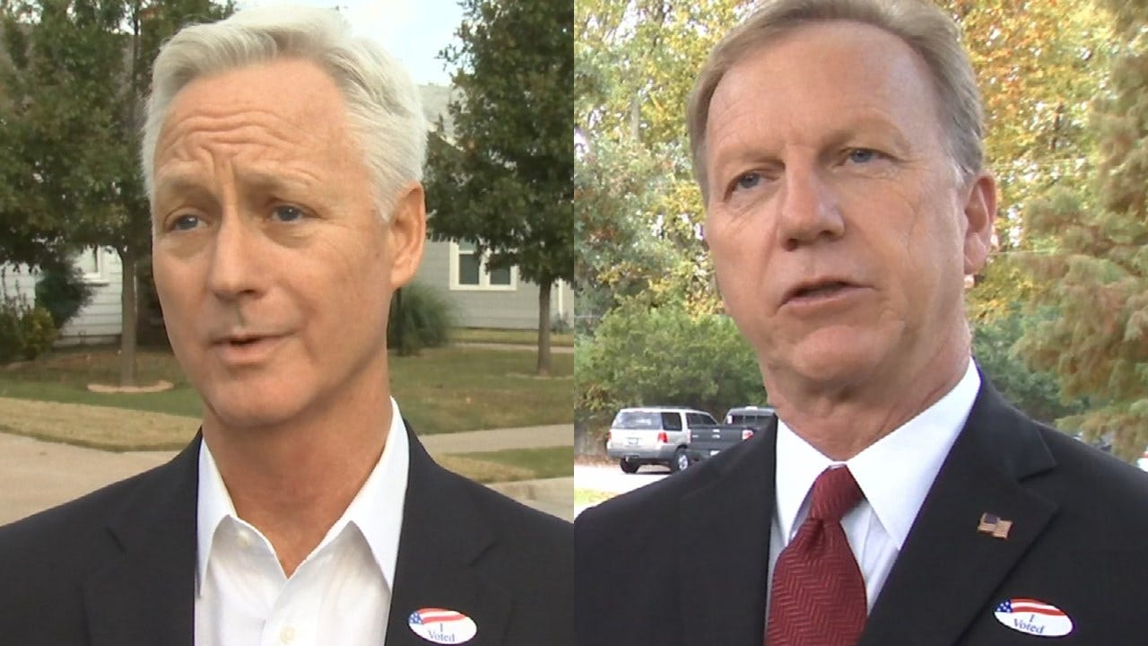 Race To Fill Former Congressman Bridenstine's Seat To Be Decided Tuesday