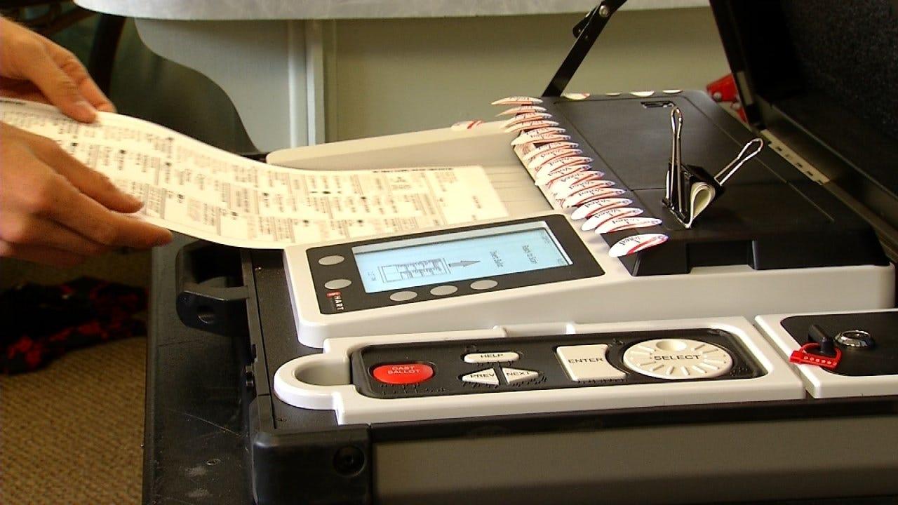 Tulsa County Election Board Preparing For Busy 2020