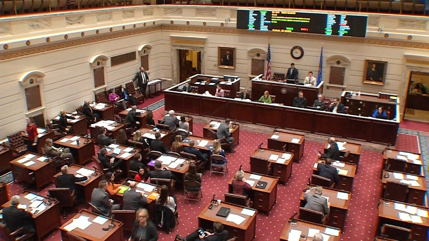 Oklahoma Republicans Clinch Supermajority In State House, Senate