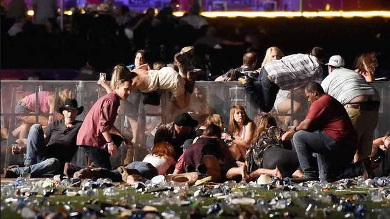 Las Vegas Mass Shooting Victims Remembered One Year Later