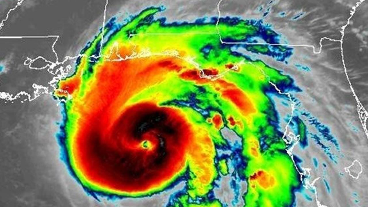Category 4 Hurricane Michael Targets Florida Panhandle