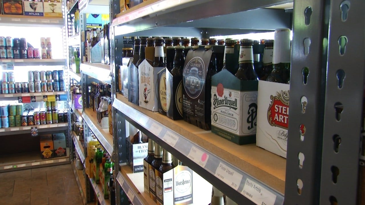 Impact Of Oklahoma's New Alcohol Laws On Liquor Store Sales