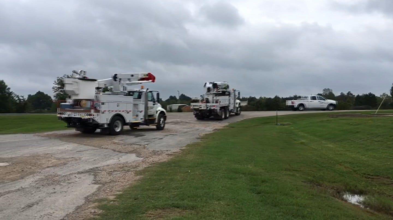 PSO, GRDA Crews Heading To Florida