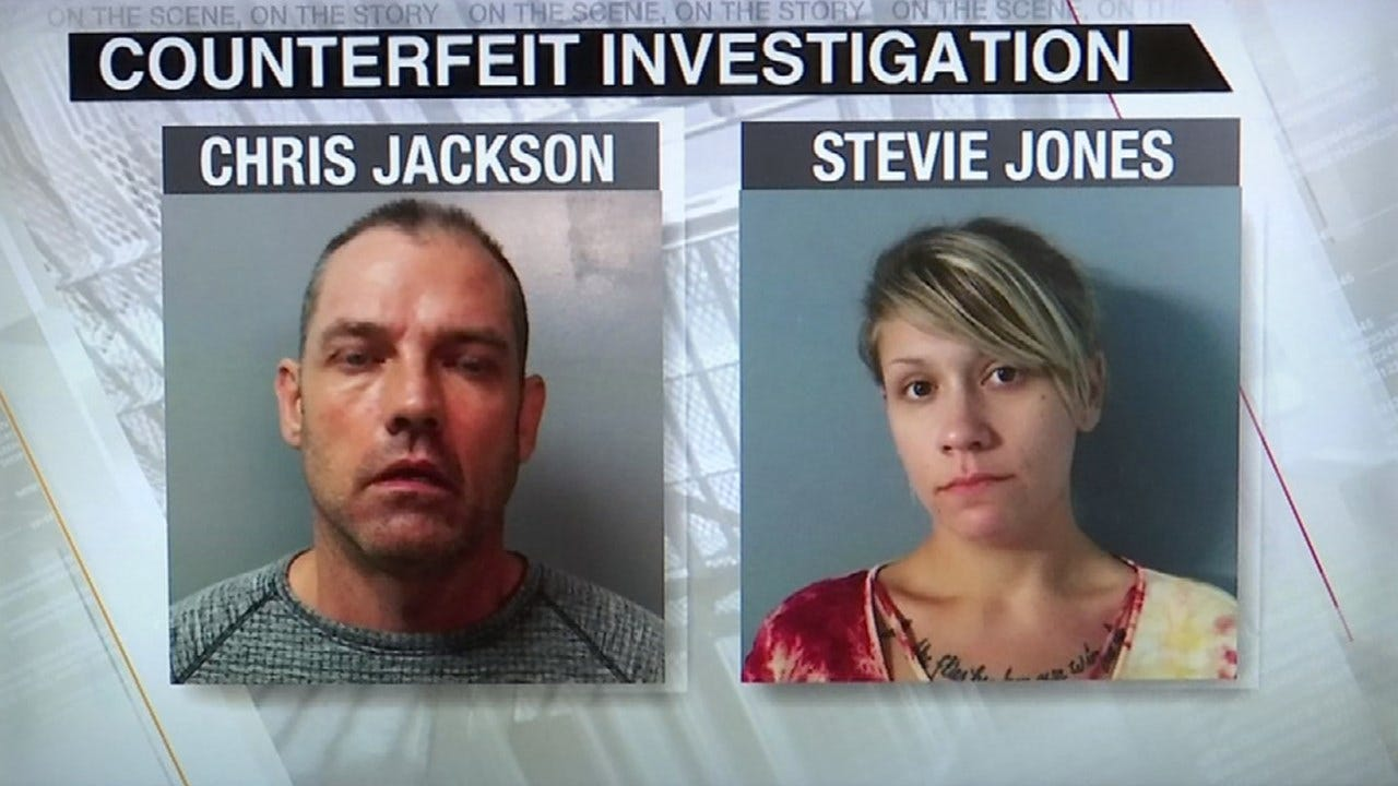 Sallisaw Police Arrest 3 In Connection With Counterfeit Currency