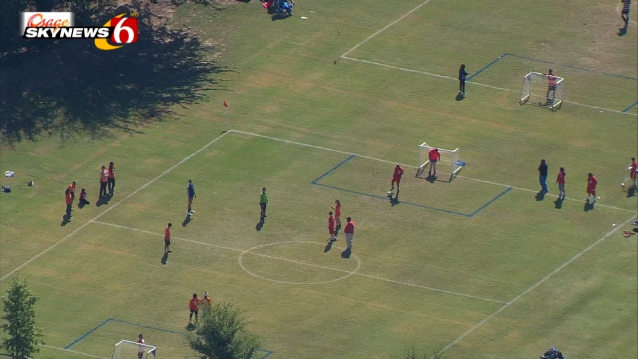 Special Olympians Holding Annual Soccer Matches In Owasso
