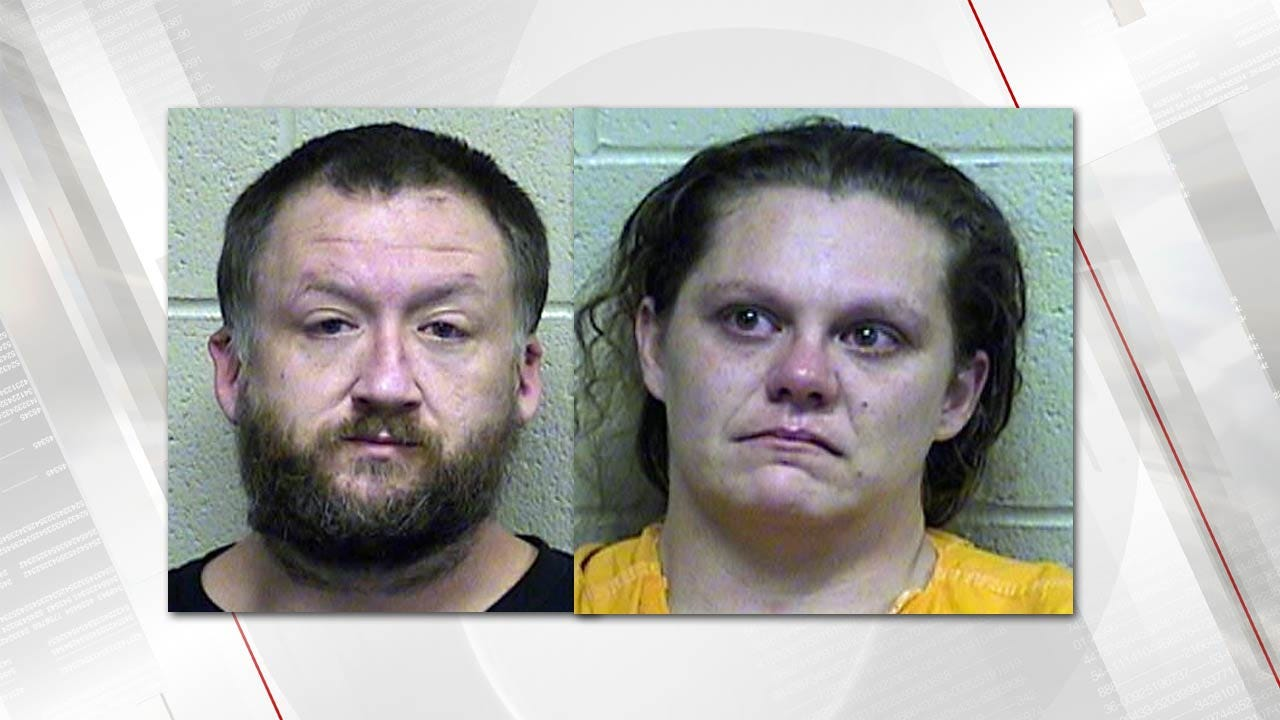 Tulsa Couple Wanted For Child Neglect Arrested