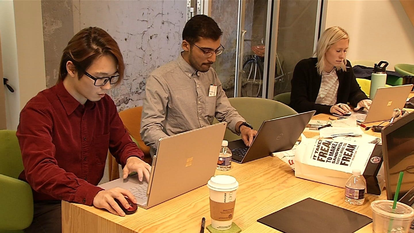 Architecture Students Gather In Tulsa For Design Competition
