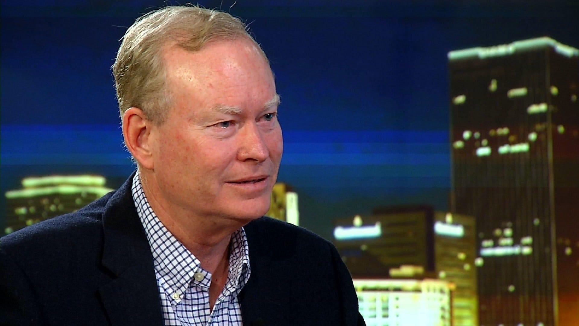 Cornett Announces Endorsement Of Stitt In Gubernatorial Race