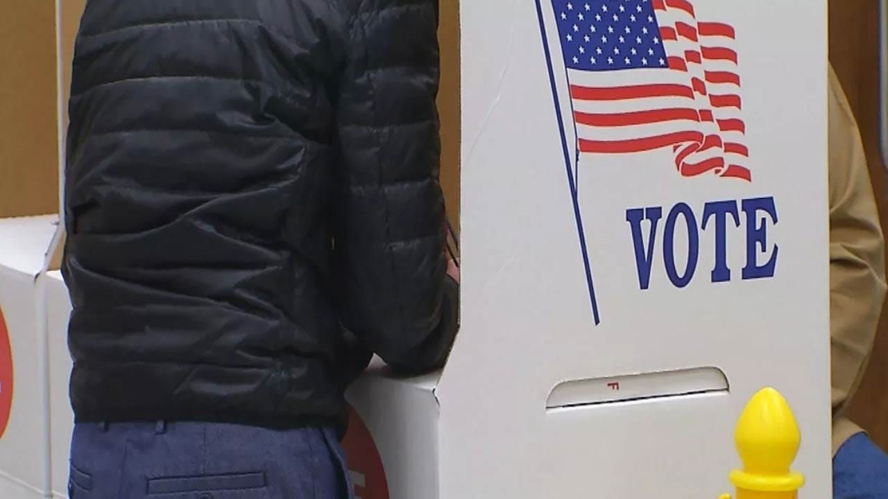 Registration Deadline Friday For Oklahoma Voters To Cast Ballots