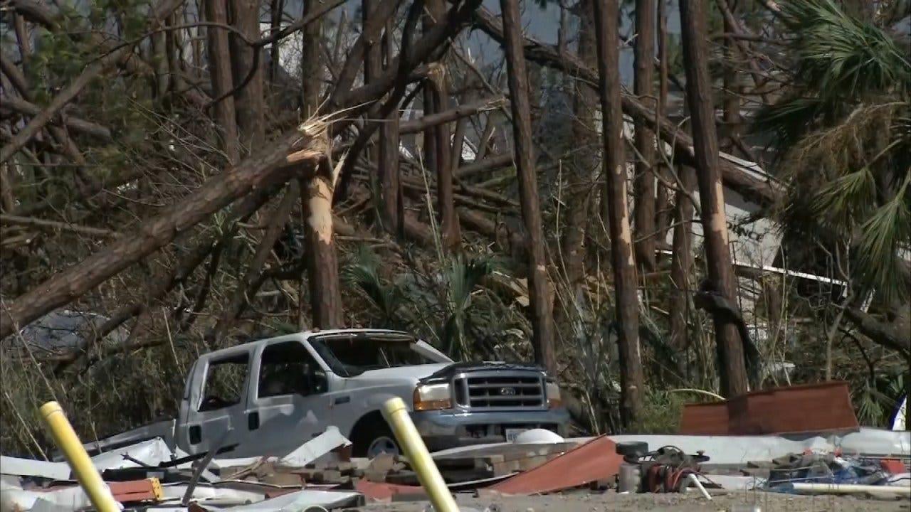 Hurricane Michael Leaves Behind Utter Devastation
