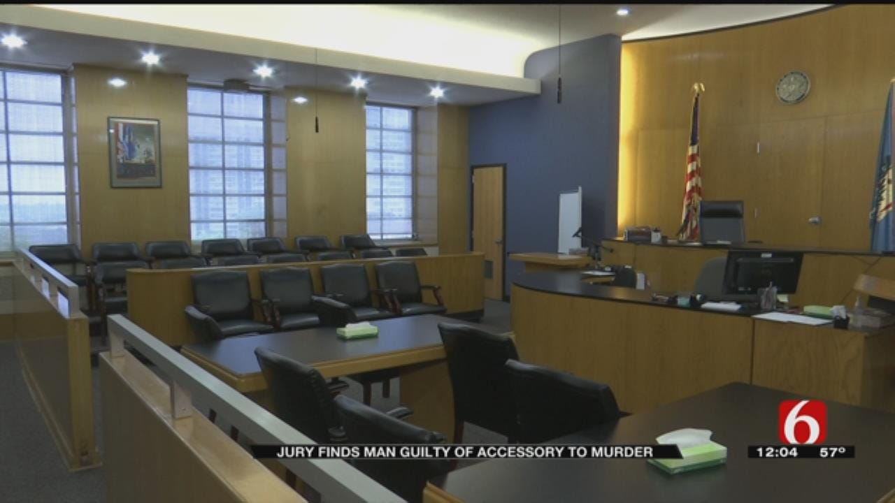 Tulsa Jury Recommends Life In Prison For Man Who Represented Himself