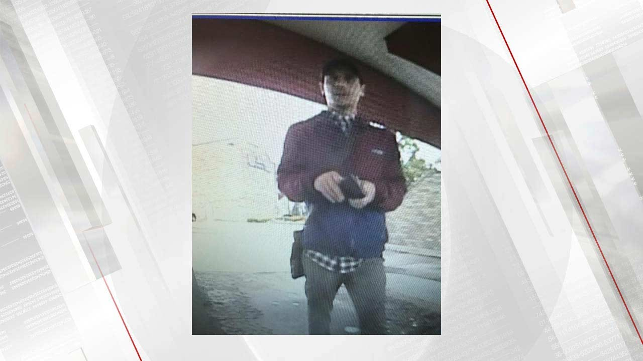 Tulsa Police Searching For ATM Skimming Suspect