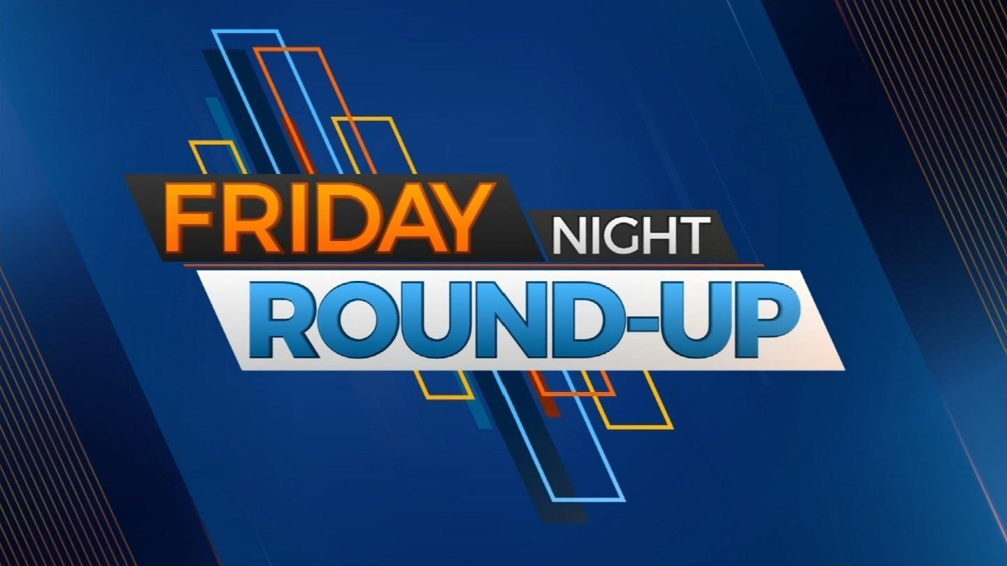 Friday Night Football Round-Up