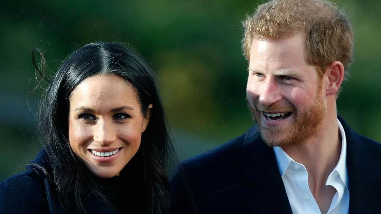 Duke & Duchess Of Sussex, Expecting Their 1st Baby
