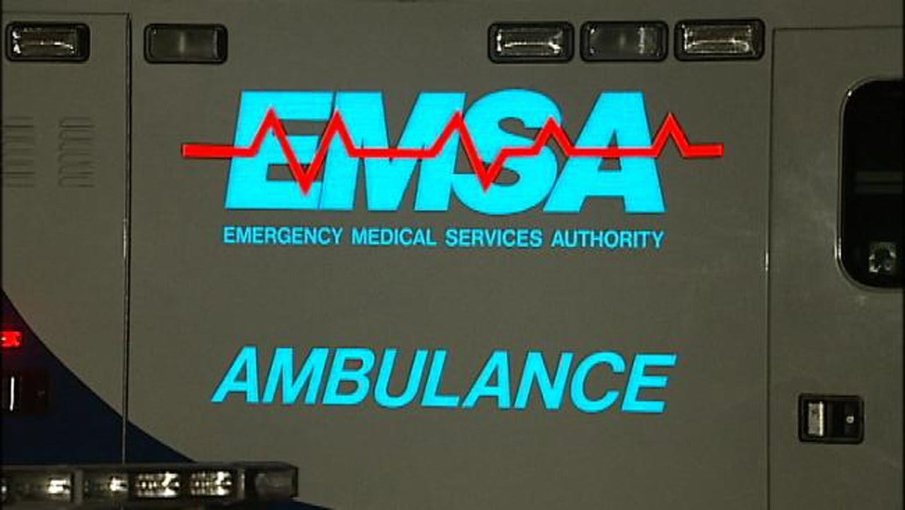 EMSA Medic Hospitalized After Attack At Tulsa Convenience Store