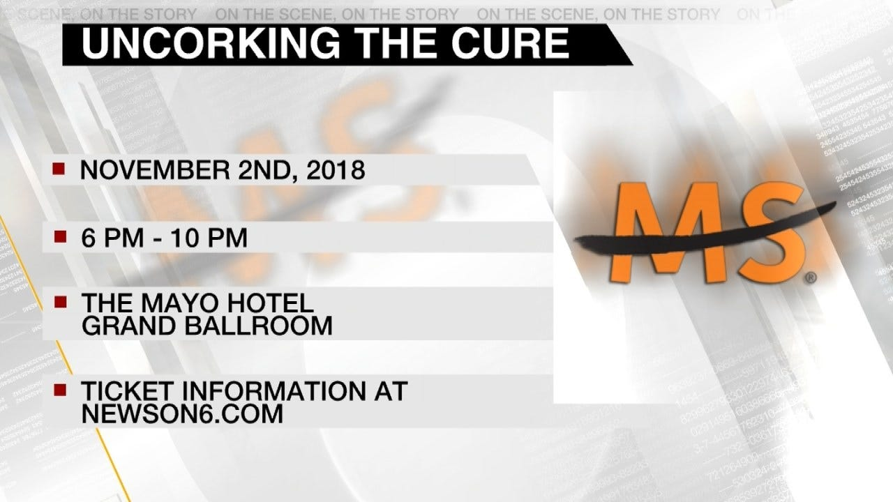 MS Society Preparing For 'Uncorking The Cure' Tulsa Fundraiser