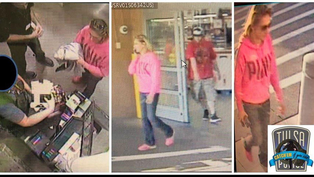 Tulsa Police Search For Check Fraud Suspect